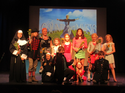 Musicalkids presenteren The Sound of Music