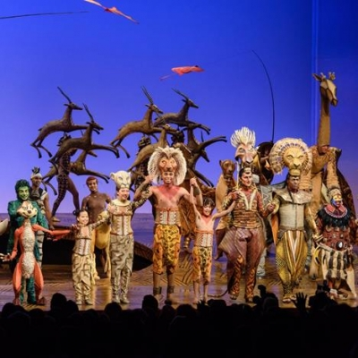 Musicalreis naar The Lion King
